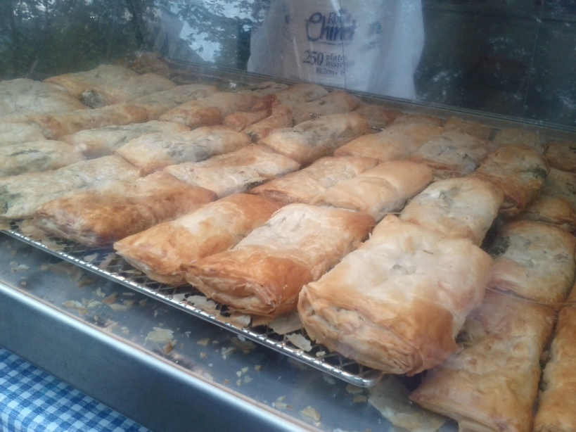 Spanakopita from It's All Greek To Me